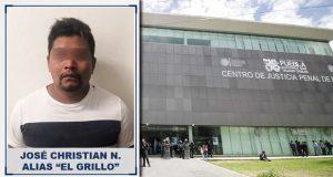 """Claudia Rivera confirma detención de """"El Grillo"""" en CDMX"""