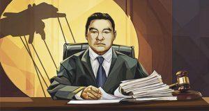 Exhiben a juez apócrifo que ayudó a encarcelar a perseguidos de RMV