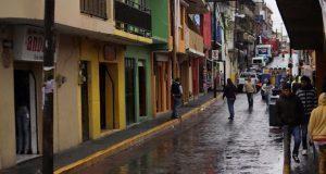 Continuarán las lluvias en sierras Norte, Nororiental y Negra: SGG