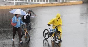 Pronostica PC lluvias intensas y continuas en Puebla