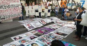 CNDH se une a ONGs que buscan desaparecidos en Puebla y 5 estados