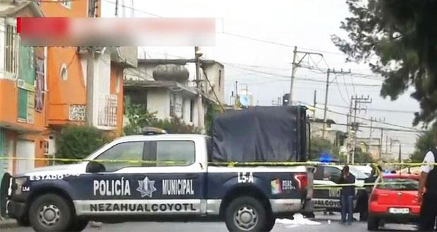 Frente a su escuela, matan niño y adulto por ataque armado en Edomex