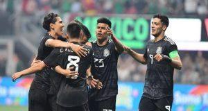 México golea 7-0 a Cuba con triplete de Antuna en Copa Oro