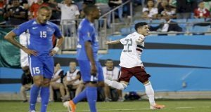México apenas logra sacarle el triunfo a Martinica en la Copa Oro