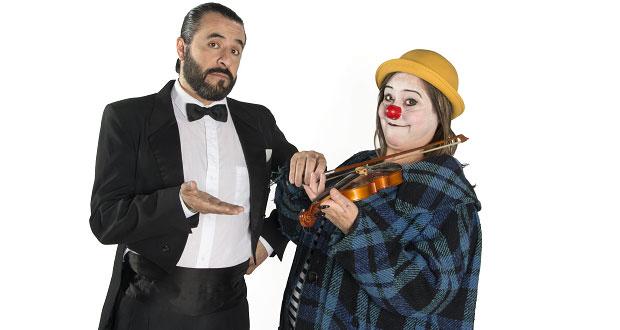 Presentarán espectáculo de pantomima en el Teatro de la Ciudad