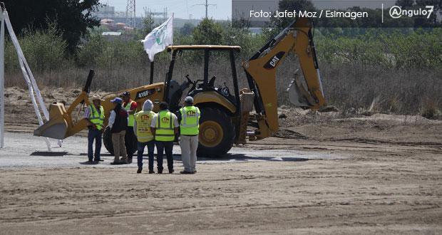 Concluyen obras de estación naval en San José Chiapa; arrancará en julio