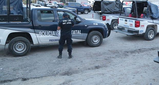 Operativo inmediato permitió rescatar a alcalde de Huehuetlan: SSP