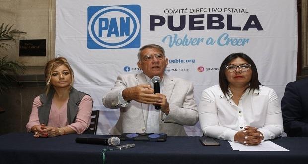 PAN busca expulsar a militantes que apoyaron a otros partidos en elecciones