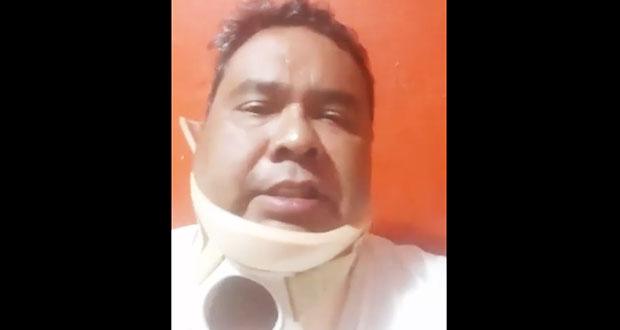 Rescatan a Marcos Miranda, periodista secuestrado en Veracruz
