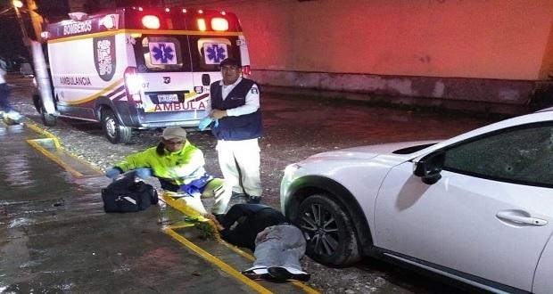 Muere baleado en intento de robo a camioneta cerca de plaza San Diego