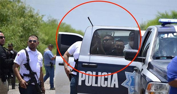 CNDH reprueba agresión policial contra reporteros en Coahuila