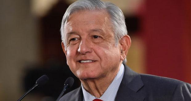 """AMLO convoca a """"acto de unidad"""" en Tijuana ante amenazas de Trump"""