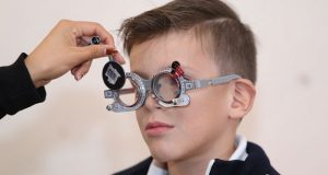 Beneficiarán a 111 mil estudiantes de Puebla con anteojos gratuitos