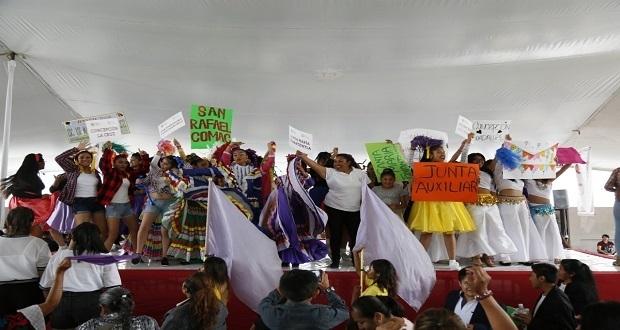 Participan 11 grupos de jóvenes en concurso de baile en San Andrés