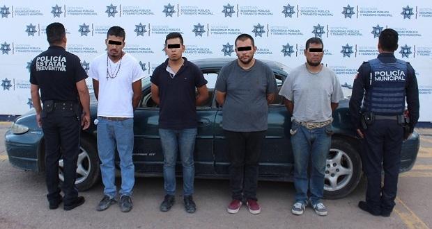 Secuestrado escapa de sus captores en Los Héroes; hay 4 detenidos