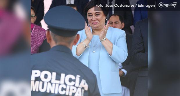 Rivera sí contempla salida de Rosales de la Ssptm de no cumplir en evaluación