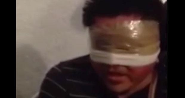 """Otro golpe a """"verdad"""" de Ayotzinapa: video exhibe tortura de detenido"""