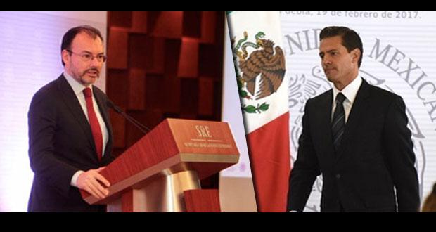 Abogado de Lozoya señala a EPN y Videgaray por desfalco a Pemex
