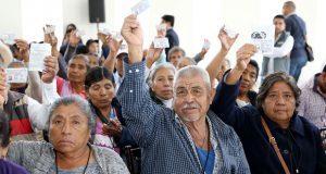 SGG facilita reunión de 150 adultos mayores con familiares en EU