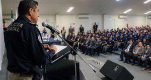 97 nuevos policías se incorporarán a las filas de Seguridad Pública