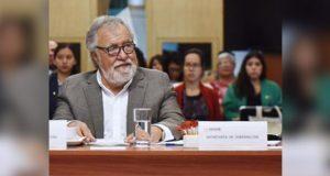 Segob revisa reforma en Tabasco; no puede limitar protestas: Encinas