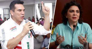 """Moreno debe aclarar origen de """"casa blanca"""" de 46 mdp: Ivonne Ortega"""