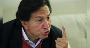 Arrestan por caso Odebrecht a Alejandro Toledo, expresidente de Perú