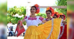 Antorcha lleva bailes folclóricos a vecinos de Ixcamilpa y Cohetzala