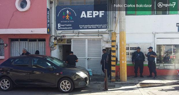 Con orden de juez, abren oficinas de la AEPF para restituir a vicepresidente
