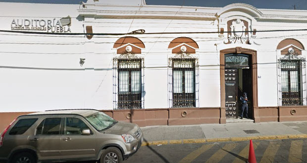 Universidades y asociaciones pueden proponer a nuevo auditor de Puebla