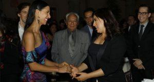 Ayuntamiento de Puebla reconoce a Elisa Carrillo por su trayectoria