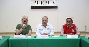 Bárbara Ganime, encargada en Puebla de renovación del CEN priista