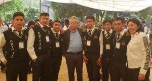 Invitan a jóvenes a estudiar carrera técnica en CBTA de Tecomatlán