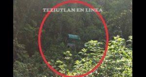 Camioneta con estudiantes cae a barranco en Huitzilan; hay 3 heridos