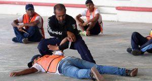 Capacitan en Huitzilan a aspirantes a policía