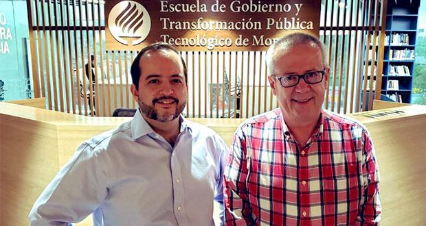 Exsecretario de Calderón da bienvenida a Urzúa al Tec de Monterrey