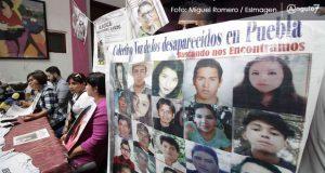 Colectivo acusa a Luis Soriano de simular creación de Comisión de Búsqueda