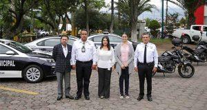 Comuna de San Martín invierte 2.4 mdp en patrullas y motopatrullas
