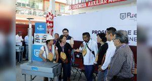 Comuna entrega 420 estufas ecológicas en La Resurrección