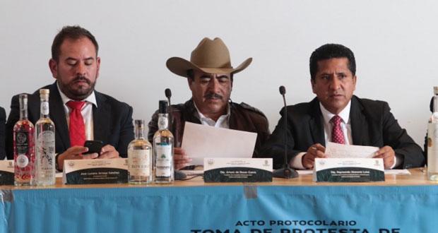 Congreso de Puebla buscará incrementar recursos para producir mezcal