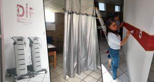 DIF de San Andrés lleva servicios médicos y terapéuticos a juntas