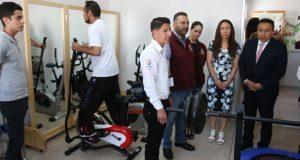 DIF inaugura centro de rehabilitación en Chignahuapan