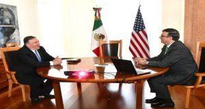 """México y EU colaborarían para recuperar bienes y dinero de """"El Chapo"""""""