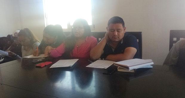 En Amozoc, preparan 45 aniversario de Antorcha para noviembre