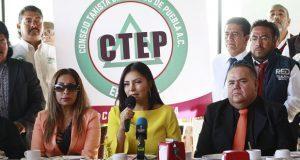 Erika Díaz acusa a Alberto Vivas de encabezar corrupción en la SIMT