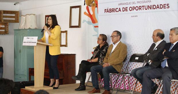 30 jóvenes serán capacitados para insertarse en economía municipal