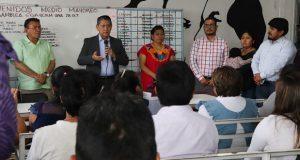 FGE y la 28 de Octubre se reunieron otra vez en el Mercado Hidalgo