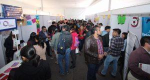 Feria de Empleo lleva más de 5 mil vacantes a Cuautlancingo