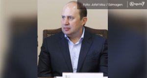 Tras homicidio de delegado, SGG afirma que Puebla no se dejará amedrentar