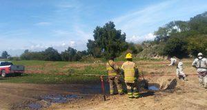 Fuga de hidrocarburo en San Martín; no se reportan daños ni heridos